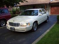 1997 Cadillac DeVille Élégance Berline