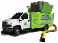 Markham Area Special Air Duct Cleaning Air Vents Cleaning HVAC
