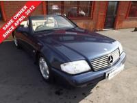1996 N MERCEDES-BENZ SL CLASS SL280 2D 2.8 AUTO