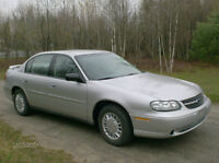 2002 Chevrolet Malibu LS Berline
