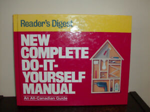 2 Home Reno Books - Readers Digest + NEW Better Homes