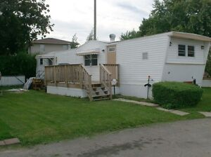 Mobile Home  2 bedrooms, spacious lot London Ontario image 1