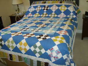 Quilts ...  Shop early for that special Christmas gift.
