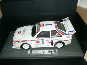1/18 DIECAST NEUF BBR / TOP MARQUES