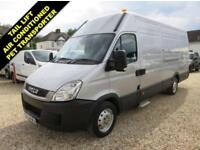 2010 60 IVECO-FORD DAILY 2.3 35S13V 126 BHP XLWB FULLY AIR CONDITIONED PET TRANS