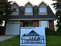 SMITTY'S ROOFING RED DEER-BOOKING FOR 2014