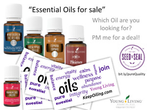 Essential Oils for Sale