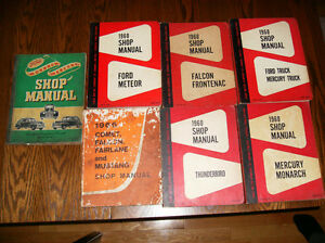 ANTIQUE CAR MANUALS Cornwall Ontario image 1