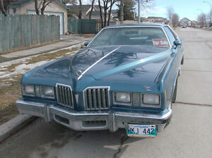 1977 Grand Prix LJ Coupe, Mb Safety 400 ci Warranty available