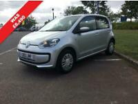 2013 Volkswagen UP 1.0 Move up! ASG 5dr Hatchback Petrol Semi Automatic