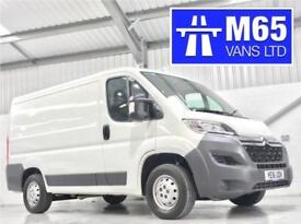 2016 CITROEN RELAY 2.2HDi 110 30 L1H1 ENTERPRISE SWB LOW ROOF SHORT LOW MILEAGE