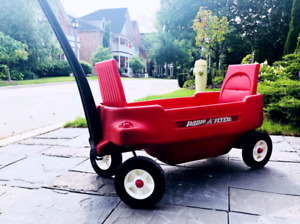 Radio Flyer Pathfinder Wagon model #2700