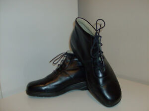 Quality and Comfort - Berkemann Leather Boots - Black