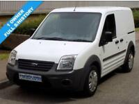 63(13) FORD TRANSIT CONNECT T200 SWB LOW ROOF 1.8 TDCI 75 BHP DIESEL