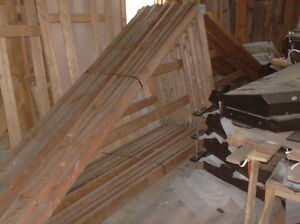 15 Used Roof Trusses