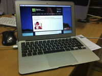 "2011 Macbook Air 11"" i7 256gb Comme Neuf NON NEGO"