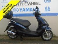 2013 PIAGGIO FLY 125CC,DARK BLUE, **HPI CLEAR** **FULL SERVICE HISTORY**