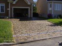 Nettoyage Pavé-Unis / Joints sable Polymère, Scellant Protecteur