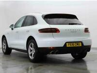 2016 Porsche Macan S Diesel 5dr PDK Auto Estate Diesel Automatic