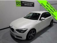 2013 BMW 1 SERIES 1.6 116D EFFICIENT DYNAMICS BUY FOR ONLY £40 A WEEK *FINANCE*