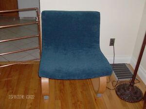 Newly Upholstered, Reading, Relaxing Chair Stratford Kitchener Area image 1