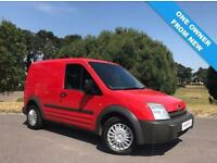 2006 FORD TRANSIT CONNECT 1.8 T200 L SWB DIESEL (NEW MOT UNTIL MAY 2018)