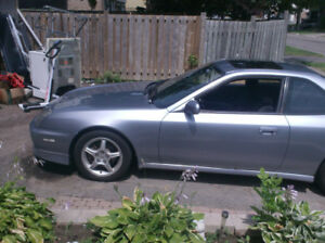 1999 Honda Prelude trade for 4+4 or $2800 obo Email me