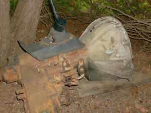 CJ 3spd and transfer case. Cornwall Ontario image 1