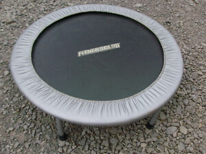 TRAMPOLINE PLIABLE FITNESS 36""