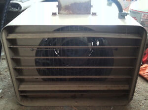 3 Phase (electric)  Shop/Garage Heater (i have two of them)