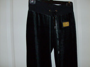 Girls Pants Made in Italy - Black Club Gym Couture - Super Soft Oakville / Halton Region Toronto (GTA) image 2
