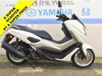 2017 17 YAMAHA GPD125-A NMAX 125 ABS WHITE