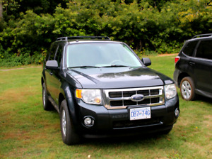 2008 Ford Escape 3.0L V6 4x4 XLT CLEAN