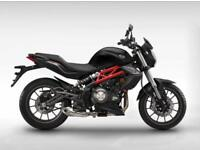 2018 BENELLI BN302..95.43 OVER 48M WITH A 199 DEPOSIT.9.9% APR.