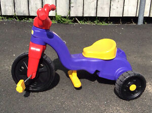 Kids tricycle.
