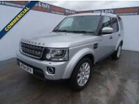 2014 64 LAND ROVER DISCOVERY 3.0 SDV6 COMMERCIAL XS 1D AUTO 255 BHP 5 SEATER PLU