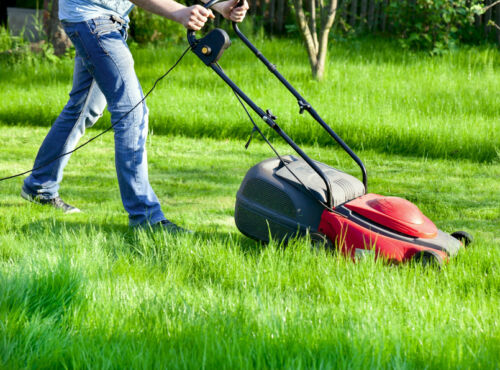 How to Use a Push Mower