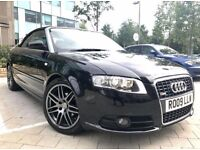 Audi A4 CABRIOLET 2.0 TDI Final Edition