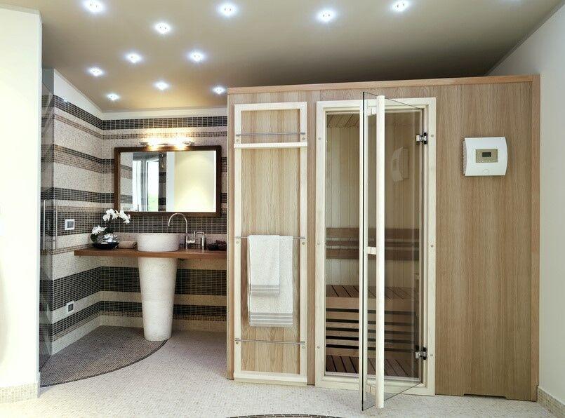 Wellness zuhause  Wellness für Zuhause: Eine Sauna unter 1000 Euro | eBay