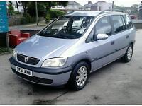 Vauxhall Zafira 1.6 16V Comfort 7 Seater
