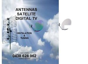 DIGITAL TV ANTENNA INSTALLATION & REPLACEMENT Humpty Doo Litchfield Area Preview