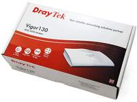 DrayTek Vigor 130 VDSL2/ADSL2+ Ethernet Modem