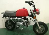 Skyteam Bongo GORILLA 50cc EU4 FUEL INJECTED