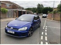 Volkswagen golf R REP inside and out low mileage