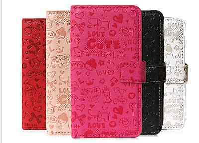 Classic Pattern Design Leather Stand Flip Case Cover for Samsung Galaxy S3  Pattern Design Case