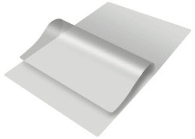 Quality Crystal Clear 3 Mil Letter Laminator 100 Pouches 9 X 11.5 Inches