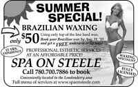 ***BRAZILIAN SUMMER SPECIAL FOR WOMEN****