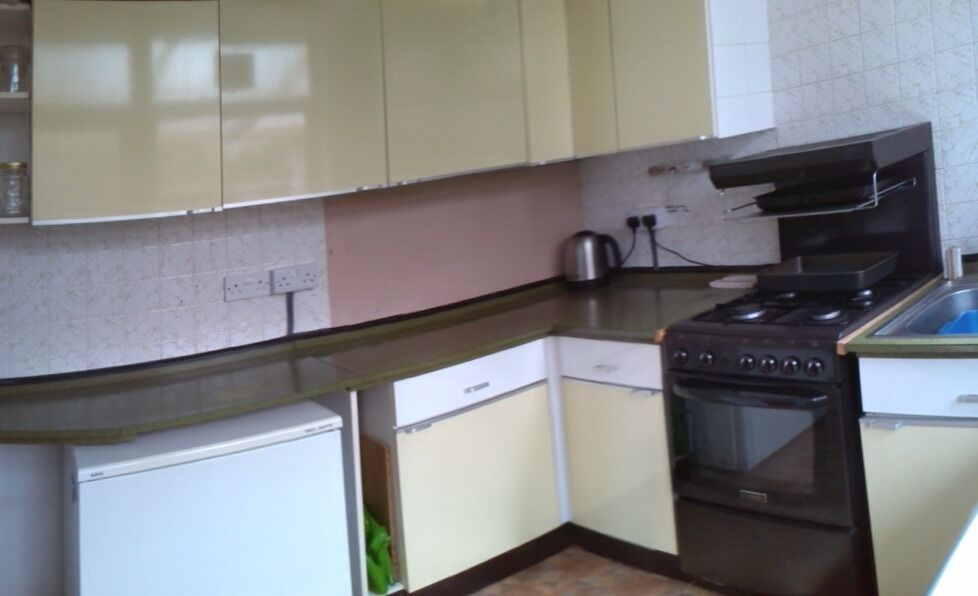 Vintage Kitchen units and worktop (retro 1960's)