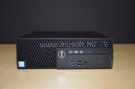 Dell Optiplex 3050 PC, Core i3-7100, 4gb ram, 500gb hdd, boxed