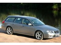 Subaru Legacy 2.0 R Tourer Estate Twin Exhaust